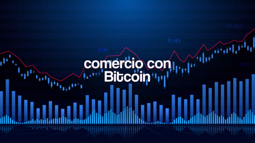 comercio con Bitcoin